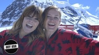 HeyUSA! Grace & Mamrie's new travel show is coming! Check out the trailer   HeyUSA thumbnail