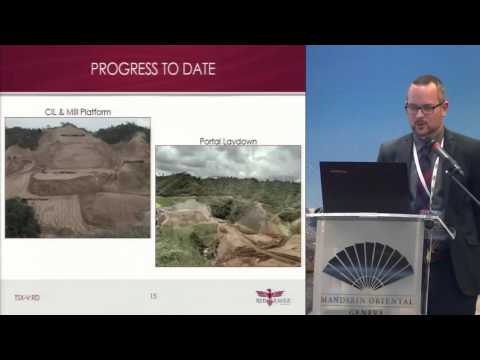 SMI (26/11/15): Patrick Balit - Red Eagle Mining Corp.