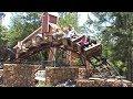 Diamond Mine Run (including POV) - Magic Springs & Crystal Falls