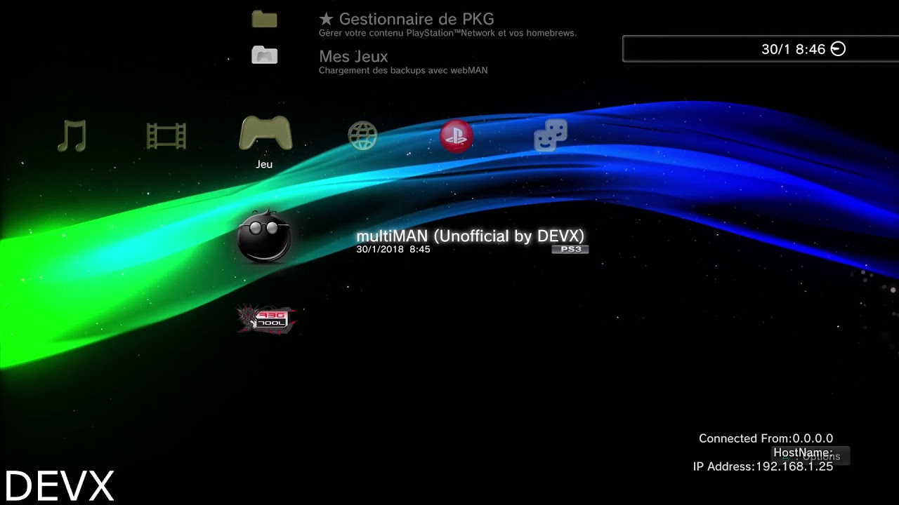 MULTIMAN 4.83 PS3 TÉLÉCHARGER