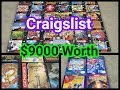 $9,000 Craigslist Video Game Haul 200+ games - Kacy Da Game Nerd #84