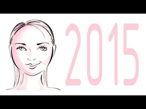 Прически и стрижки для круглого лица 2015