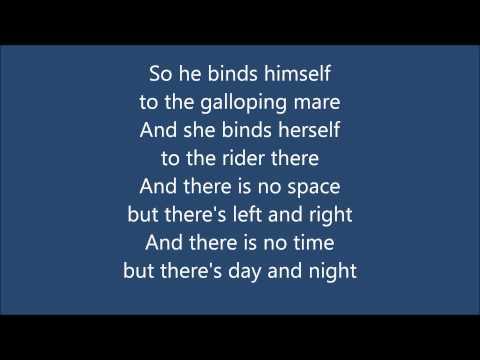 Leonard Cohen - Ballad of the absent mare