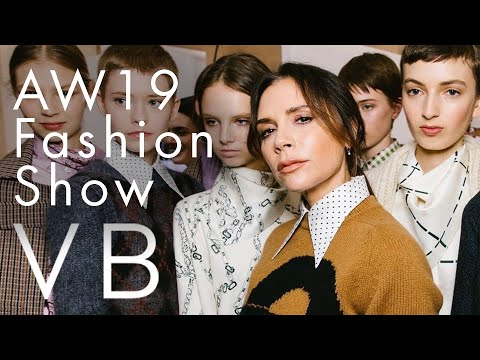 Victoria Beckham | The AW19 Fashion Show