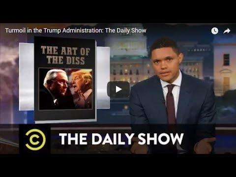 Trevor Noah Nails Why Donald Trump Should Fear Jeff Sessions