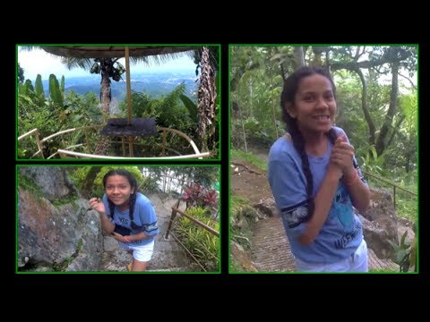 Philippines Travel Fun: Exploring Mountain View Nature Park,