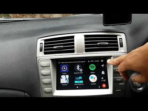 2008 08 Lexus ISF GROM VLINE VL2 Firmware Update - YouTube