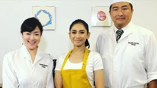 Sarah Geronimo takes cooking lessons in Tokyo