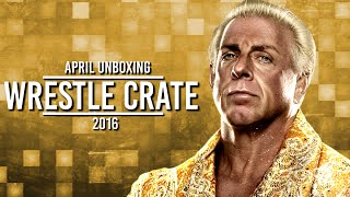 wrestlecrate unboxing march 2016