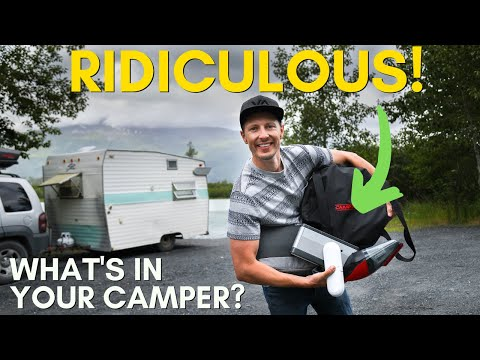 8-ridiculous-things-you-won't-believe-we-bring-camping!