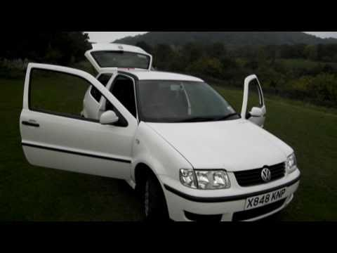 2000 X VW Polo 1.0E www.bransfordgarage.co.uk