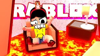 Twirl of the EPIC SAUCE - Roblox The Floor is Lava - DOLLASTIC PLAYS!