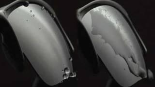 Oakley Hydrophobic lens