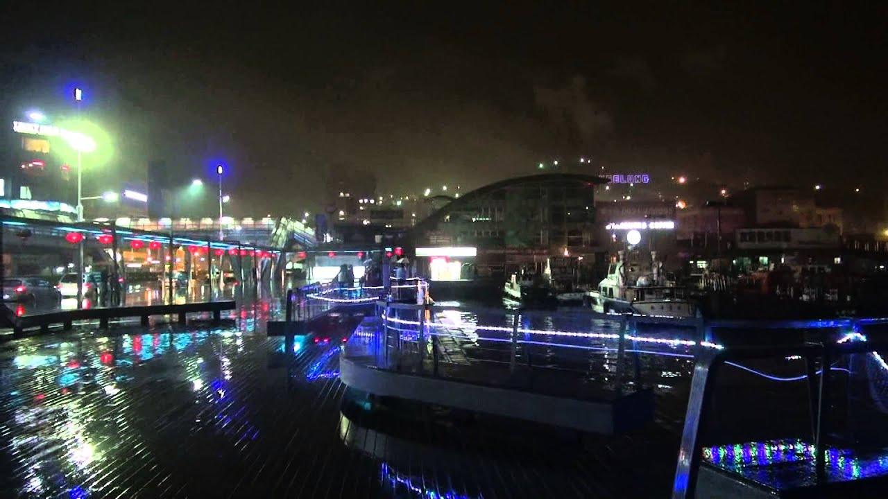 文夏  夜霧的港口