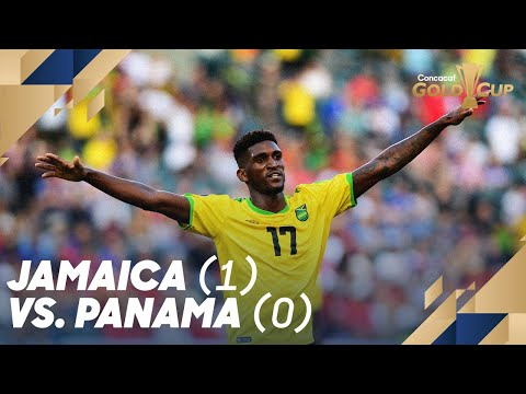 Jamaica (1) vs. Panama (0) - Gold Cup 2019