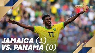 Jamaica (1) vs. Panama (0) - Gold Cup 2019