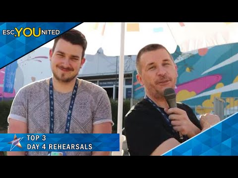 Eurovision 2019: Day 4 Rehearsals Winners - Our Top 3 (Review)
