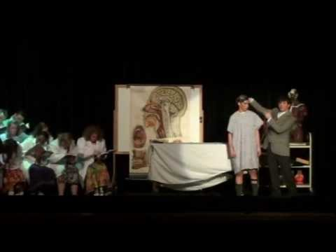 Livonia High School: Young Frankenstein Part 1
