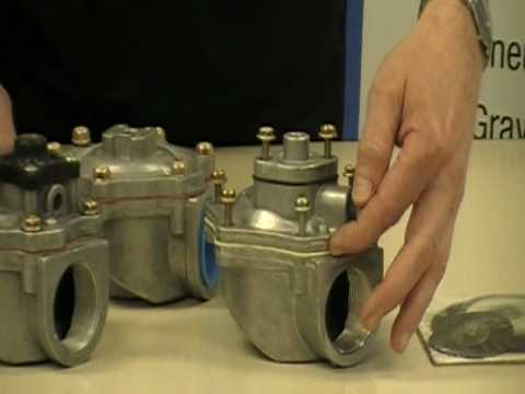Change a diaphragm valve repair kit by sly inc youtube change a diaphragm valve repair kit by sly inc ccuart Images