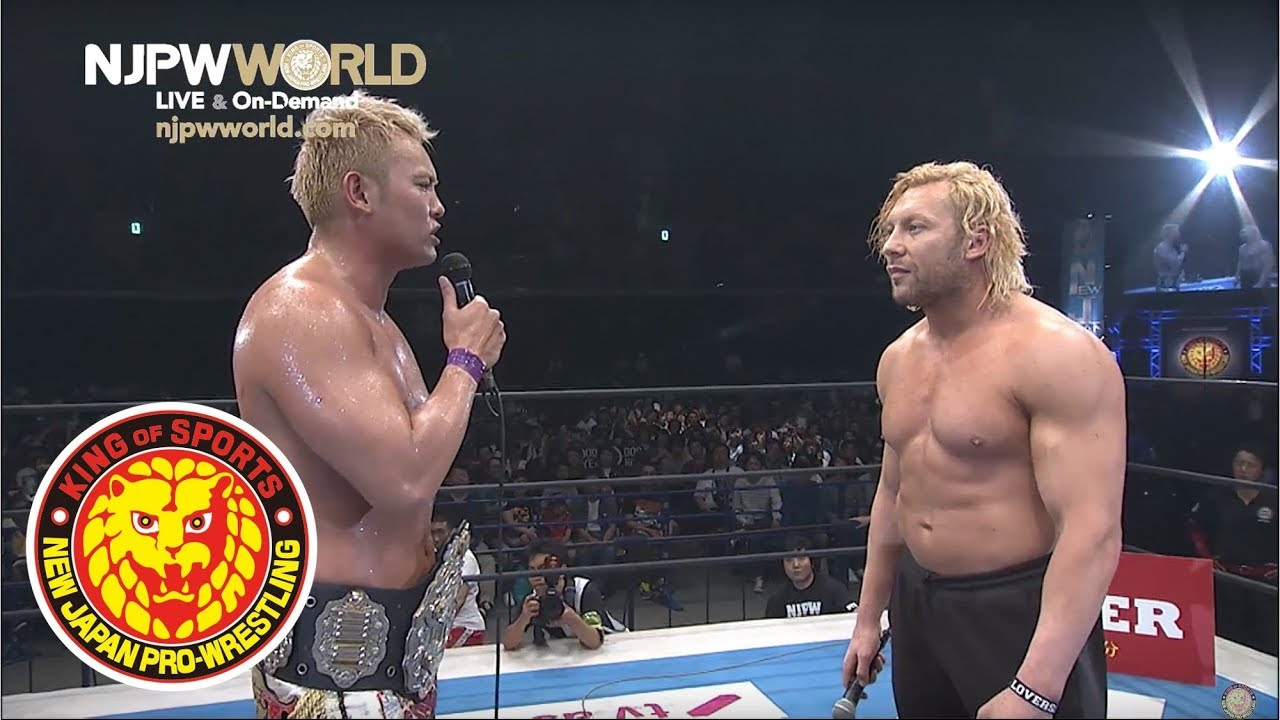 V12 to Okada/Omega IV ! The Rainmaker will face The Best Bout Machine once more!!