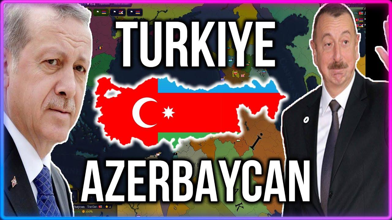YENİ SERİ // TÜRKİYE VE AZERBAYCAN SENARYOSU  - Age of History II