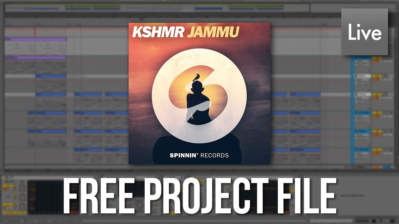 KSHMR - Jammu (Ableton Live Remake) [FREE PROJECT FILE]