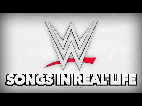 WWE SONGS IN REAL LIFE Skit!