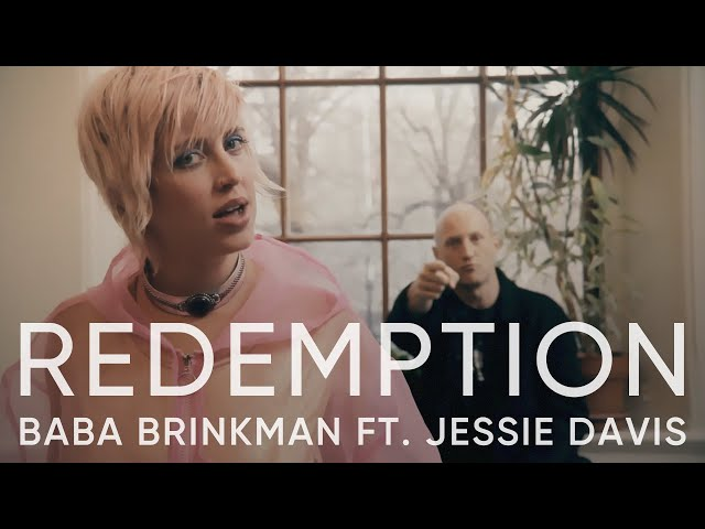 Redemption (feat Jessie Davis) – Baba Brinkman Music Video
