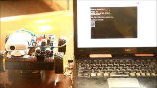 4WD ROBOT Wifi TEST  by kaiyu ryozin on YouTube