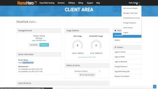 How To Integrate Your Reseller Account With WHMCS