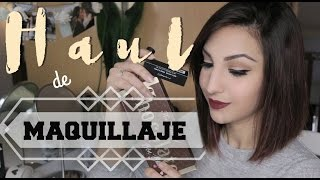 HAUL de maquillaje: MAC, KIKO, TOO FACED... | Sandsleek