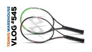 New Volkl V-Sense Racquets - VLOG #545