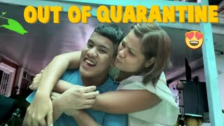 Out of Quarantine | CANDY & QUENTIN | OUR SPECIAL LOVE