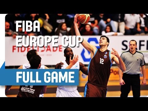 FC PORTO (POR) V Fraport Skyliners (GER) - Full Game - Group G - FIBA Europe Cup
