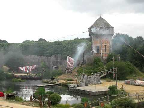 Puy du Fou in mid west France