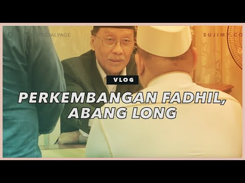 Vlog: Perkembangan Fadhil, Abang Long