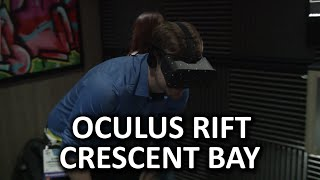 Oculus Rift Crescent Bay - The Best Iteration Yet - CES 2015