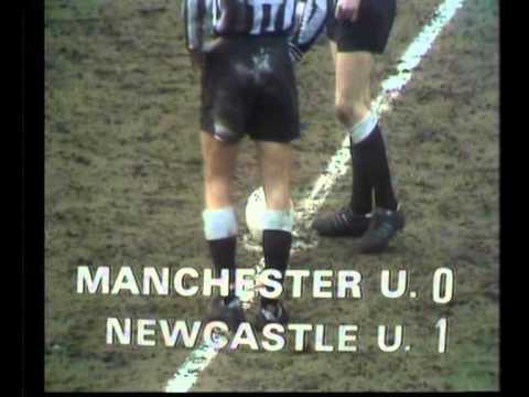 12/02/1972 Manchester United v Newcastle United