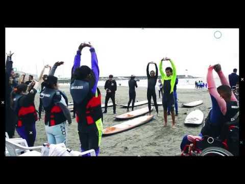 Video promocional - Clínica de Surf bbnb