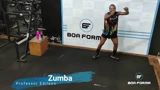 Zumba - Aula 02 Prof. Edilson - Boa Forma Academia