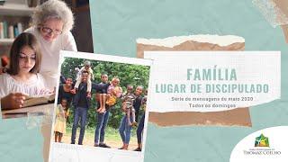 TIRANDO AS MÁSCARAS | Série Família - Lugar de Discipulado | 1 Timóteo 1.12-17