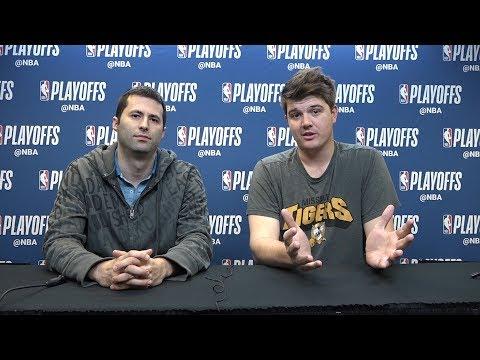 Warriors' reporters Mark Medina and Dieter Kurtenbach discuss Game 3 versus the Spurs