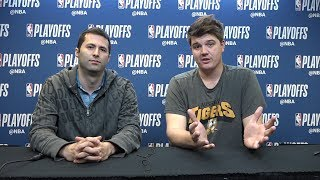 Warriors' reporters Mark Medina and Dieter Kurtenbach discuss Game 3 versus the Spurs