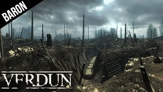 Verdun Multiplayer Gameplay - Intense World War 1 Trench Combat w PhlyDaily