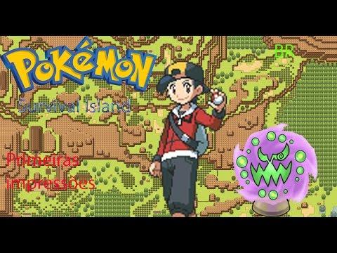 pokemon survival island gba rom download