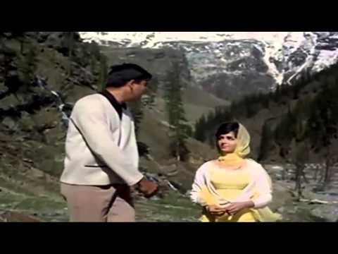 Tum Agar Saath Dene Ka HD With Lyrics - Sunil Dutt  & Vimi