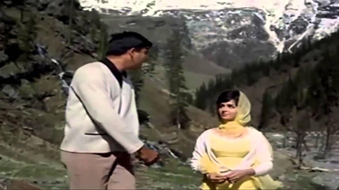 Mahendra Kapoor Tum Agar Saath Dene Ka Vaada Karo lyrics ...