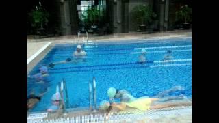 除了游泳教學活動,也加入水上救生。歡迎大家來體驗.