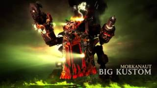 Warhammer 40 000: Dawn of War 3 — трейлер Masters of War