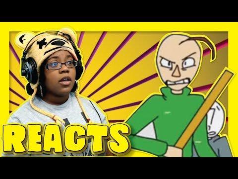 Opinions Meme Flashing Lights Warning!! by Pastel Flurry | Baldi's Basics Animation Reaction